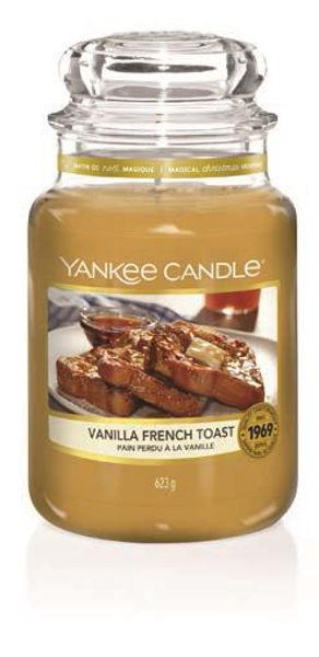 Bild für Kategorie Vanilla French Toast