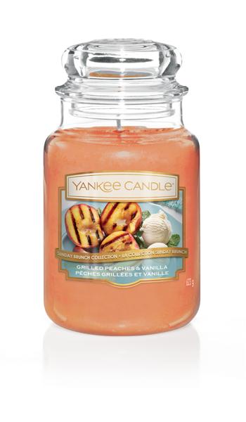 Bild für Kategorie Grilled Peaches & Vanilla