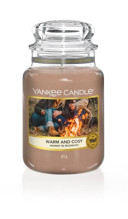 Image de Warm & Cosy large Jar (gross/grand)