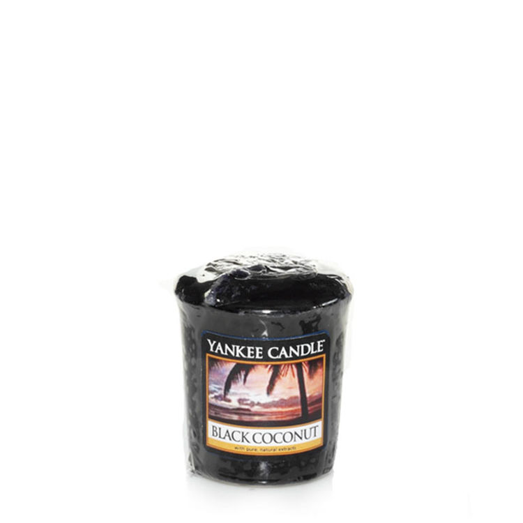 Bild von Black Coconut  Votives