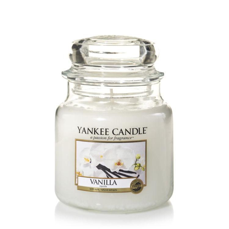Image de Vanilla medium Jar (mittel)