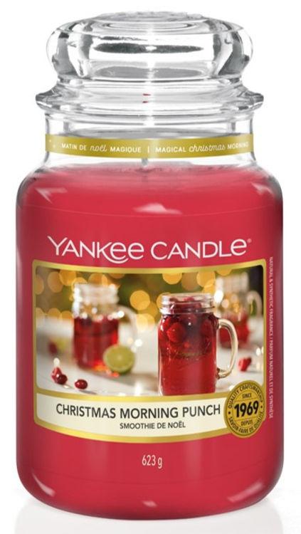 Bild von Christmas Morning Punch large Jar (gross/grand)