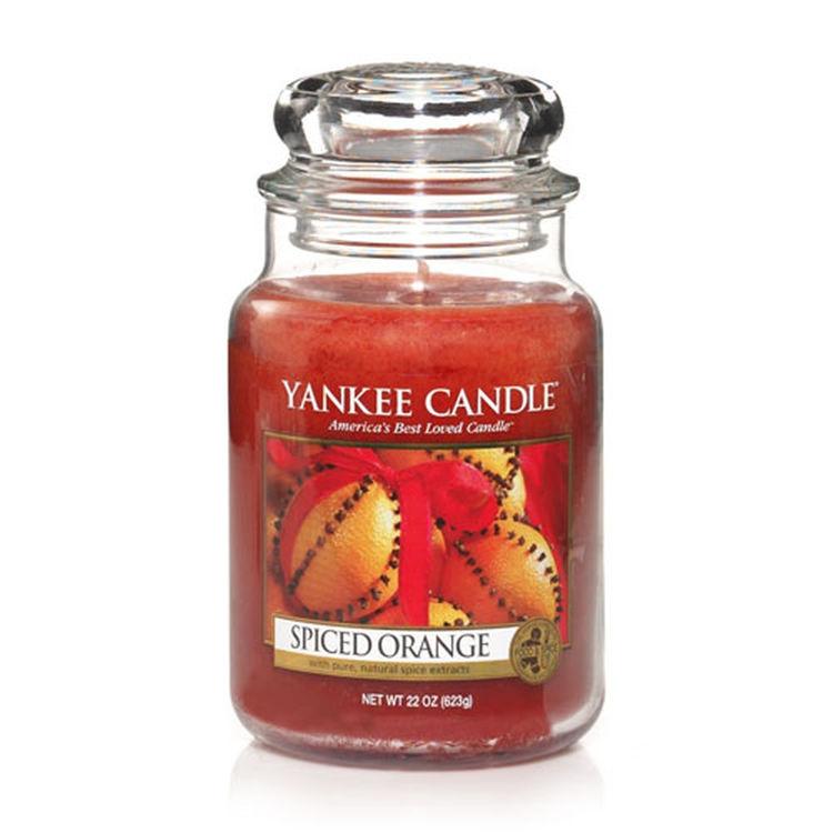 Bild von Spiced Orange large Jar (gross/grande)