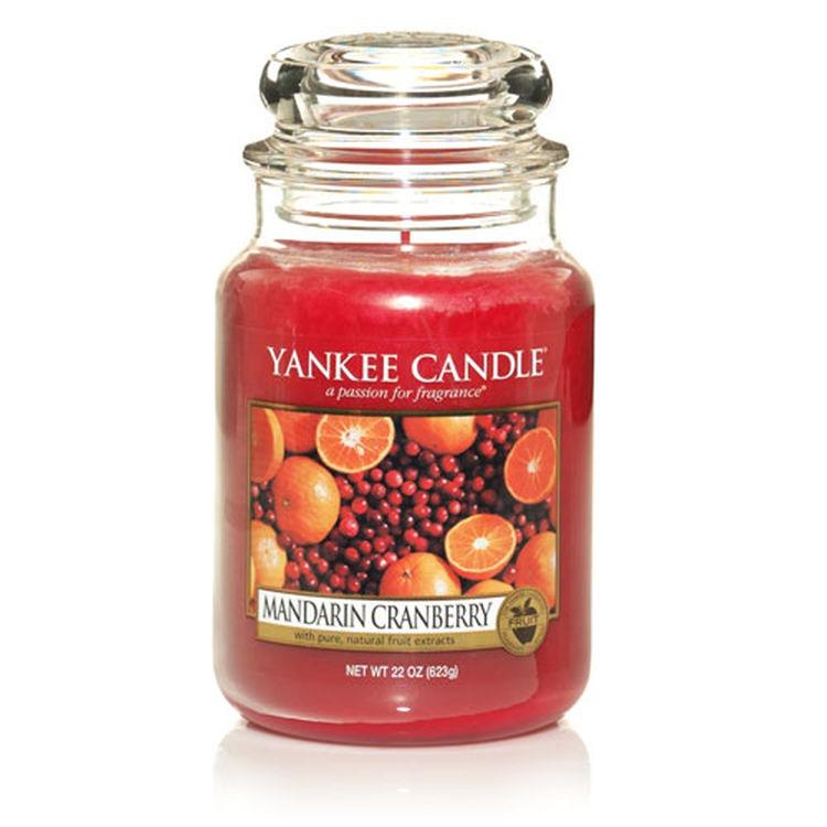 Bild von Mandarin Cranberry large Jar (gross/grande)