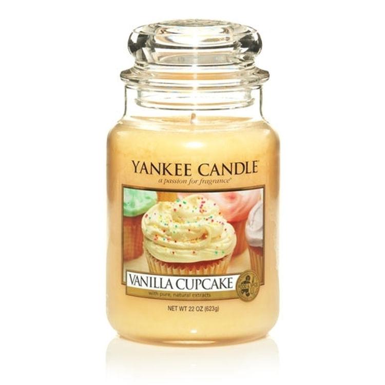 Image de Vanilla Cupcake large Jar (gross/grande)