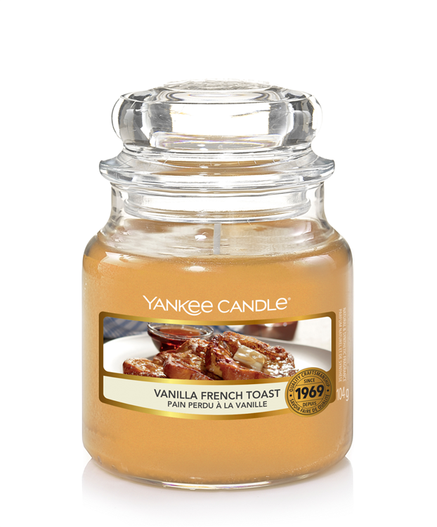 Image de Vanilla French Toast small Jar (klein/petite)