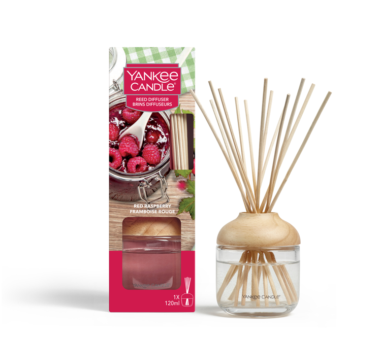 Image de Red Raspberry Reed Diffuser 120 ml