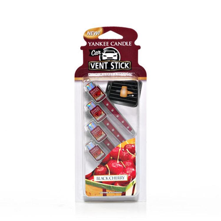 Bild von Black Cherry Car Vent Stick Autoduft