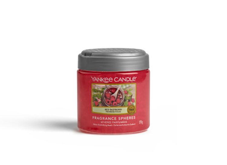 Bild von Red Raspberry Fragrance Spheres