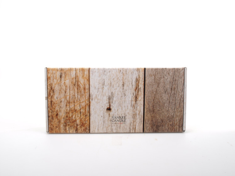 Image de Giftbox Holz Giftbox 3 small Jar