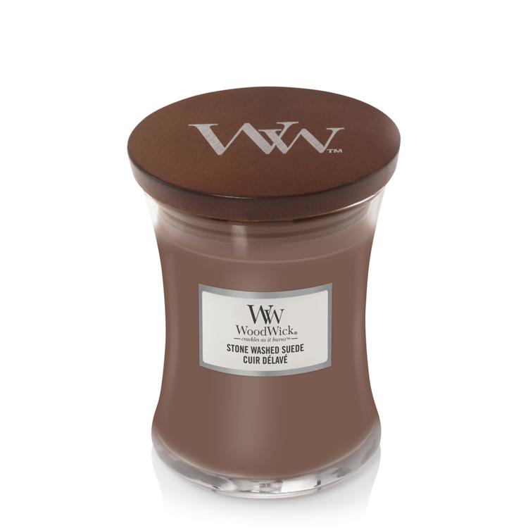 Image de Stone Washed Suede Medium Jar