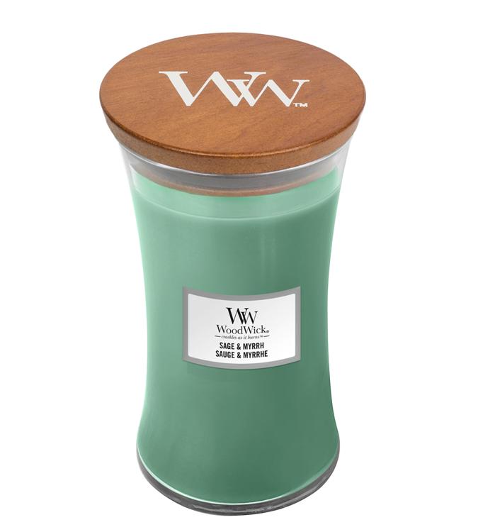 Bild von Sage & Myrrh Large Jar