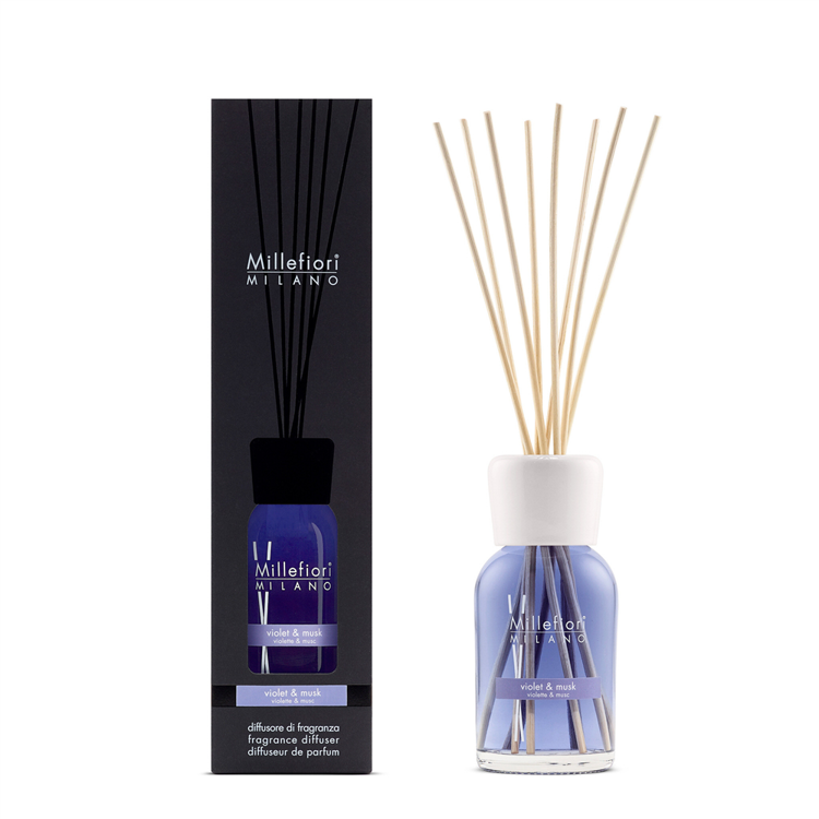 Image de Violet & Musk Natural Stick Diffuser 250ml