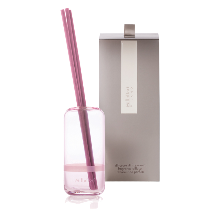 Image de Capsule Fragrance Diffuser Pink Glass
