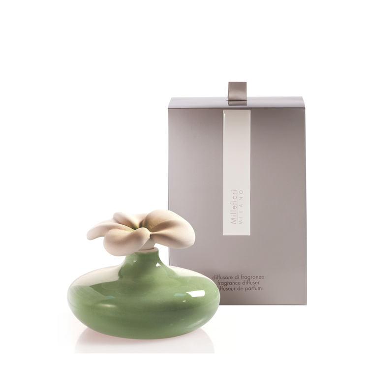 Image de Small Flower Diffuser Green