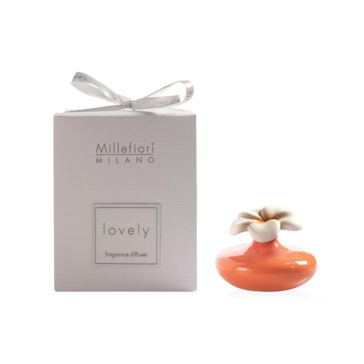 Image de Lovely Small Flower Mini Orange