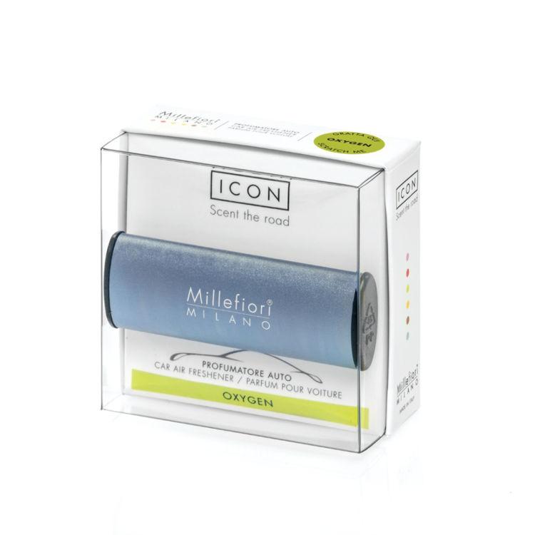 Bild von Oxygen Metallo Metallo Car Refresher Blue