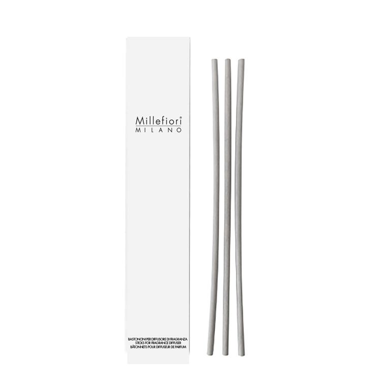 Image de Ersatzstäbchen H: 28cm/3Stk. Grey Sticks Vase/Capsule