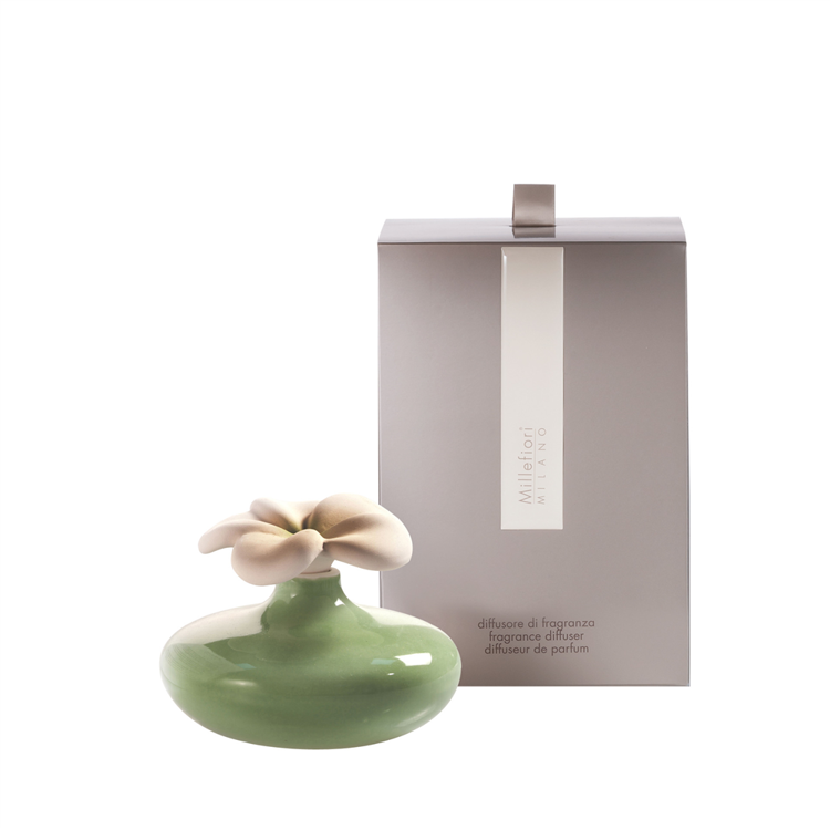 Image de Extra Small Flower Diffuser Green