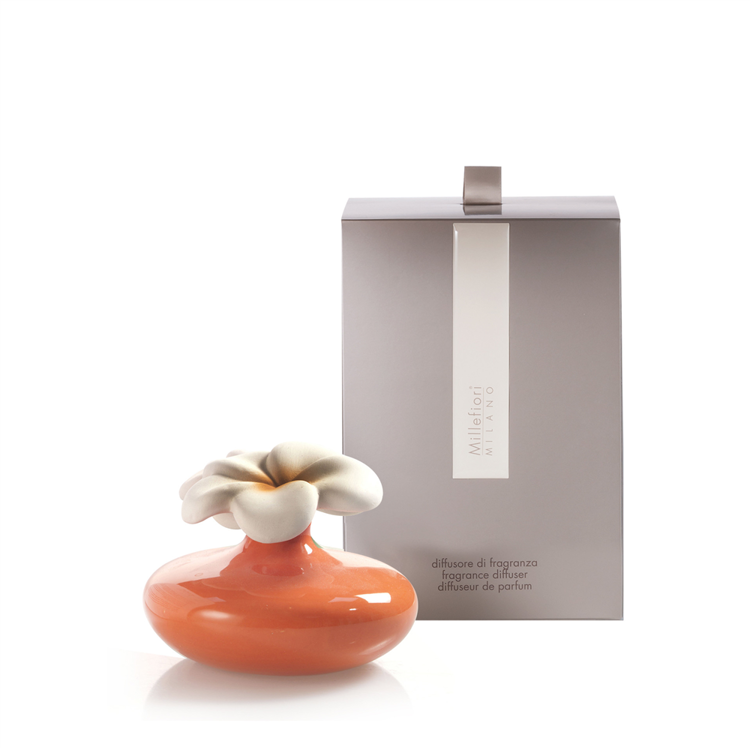 Bild von Extra Small Flower Diffuser Orange