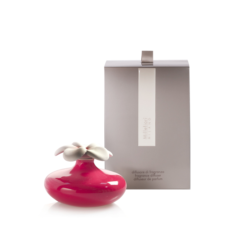 Bild von Extra Small Flower Diffuser Red