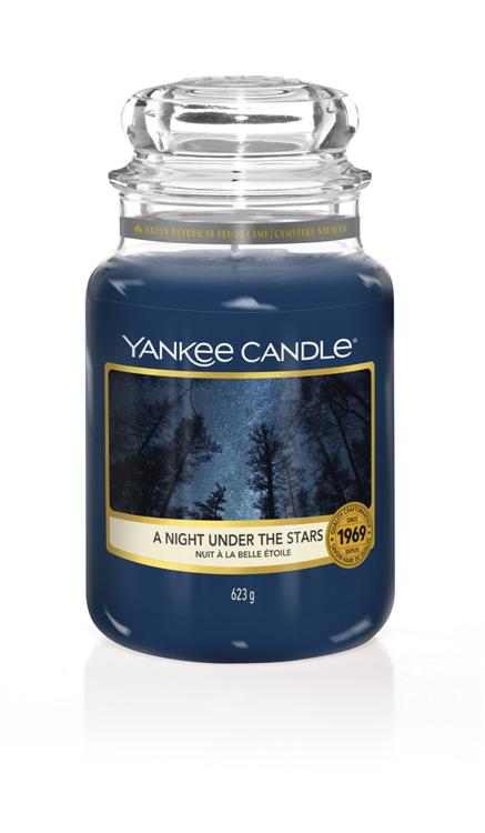 Image de A Night Under The Stars large Jar (gross/grand)