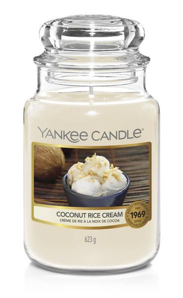Bild für Kategorie Coconut Rice Cream