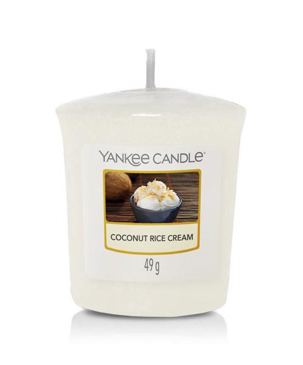 Image de Coconut Rice Cream Votives