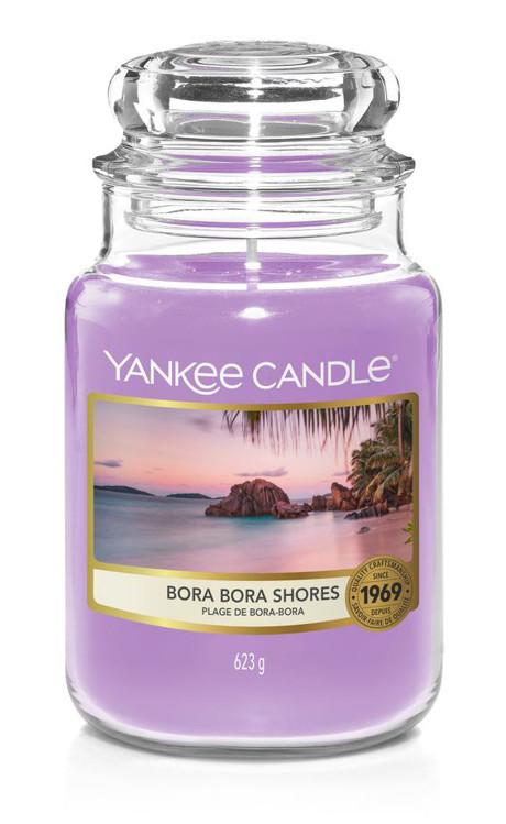 Bild von Bora Bora Shores large Jar (gross/grand)