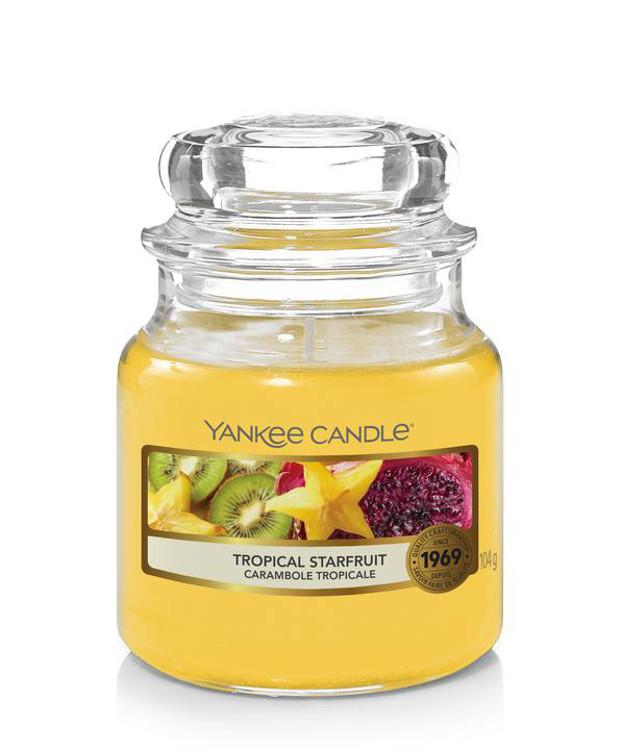 Bild von Tropical Starfruit small Jar (klein/petite)