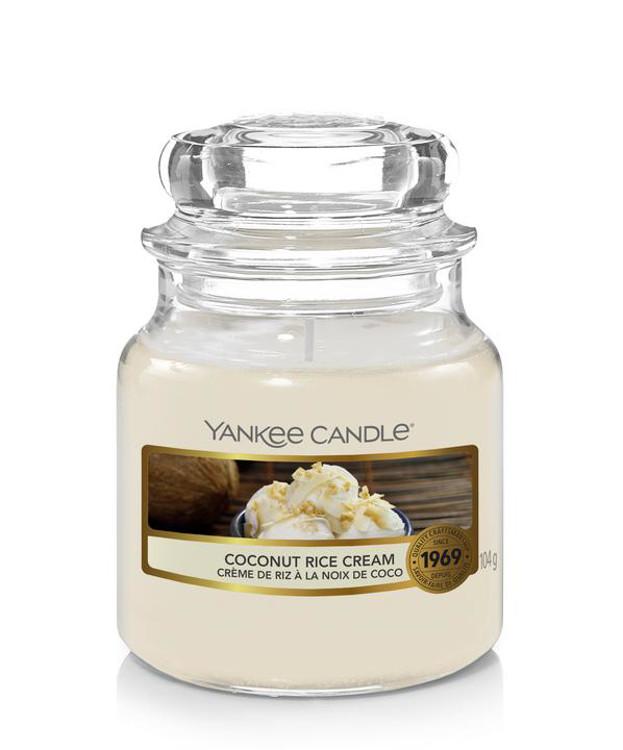 Immagine di Coconut Rice Cream small Jar (klein/petite)