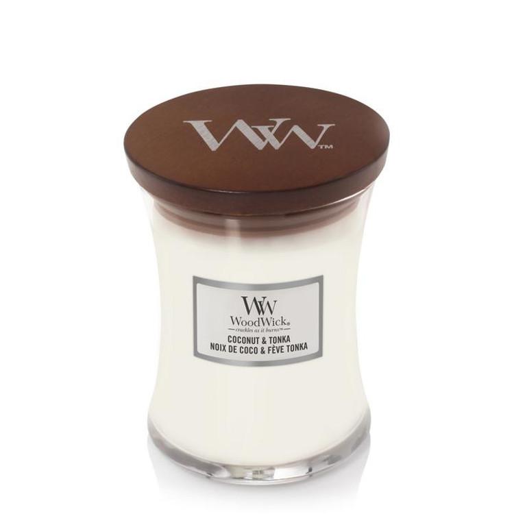 Image de Coconut & Tonka Medium Jar