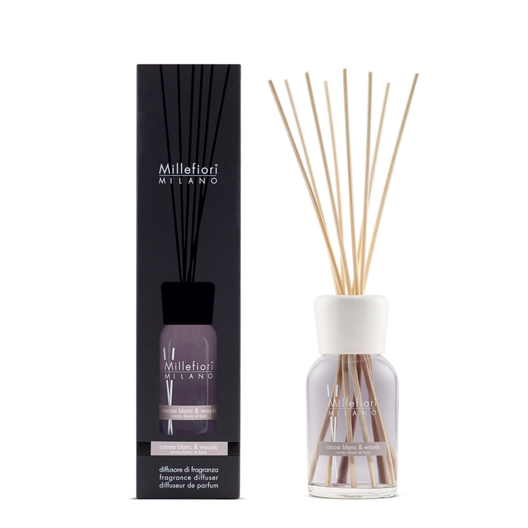 Image de Cocoa Blanc & Woods Natural Stick Diffuser 250ml