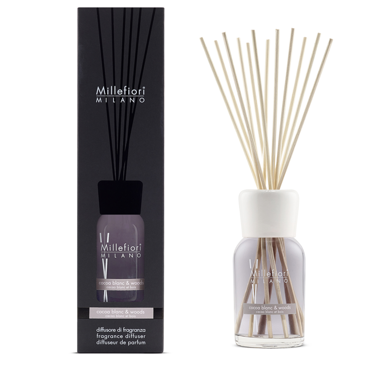 Image de Cocoa Blanc & Woods Natural Stick Diffuser 500ml