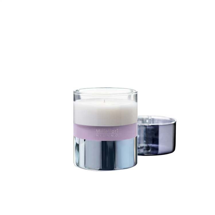 Image de Magnolia Blossom & Wood Scented Candle