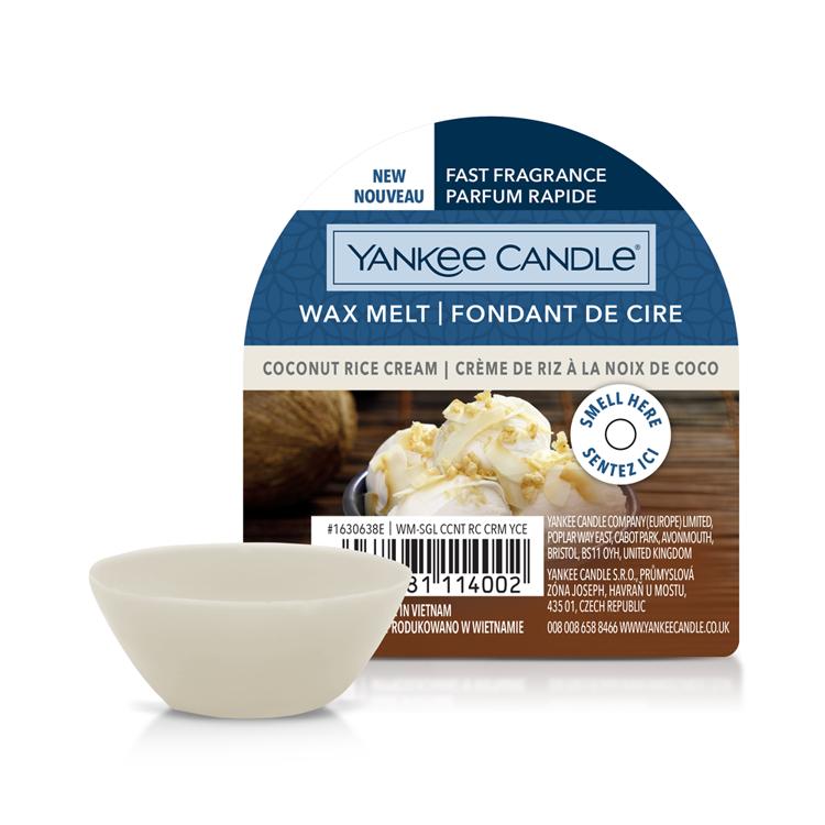 Bild von Coconut Rice Cream Wax Melts
