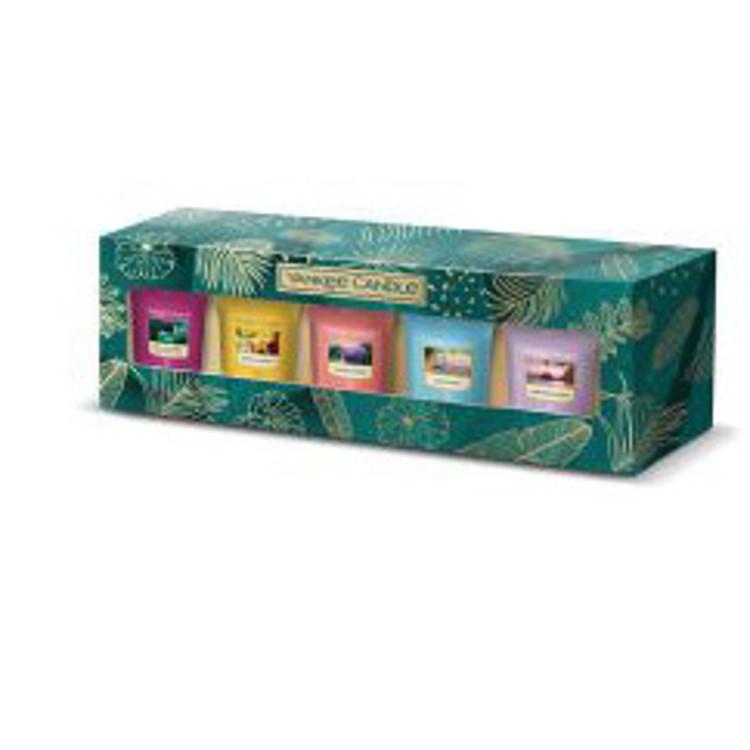 Bild von The Last Paradise Giftset 5 Votive Candles