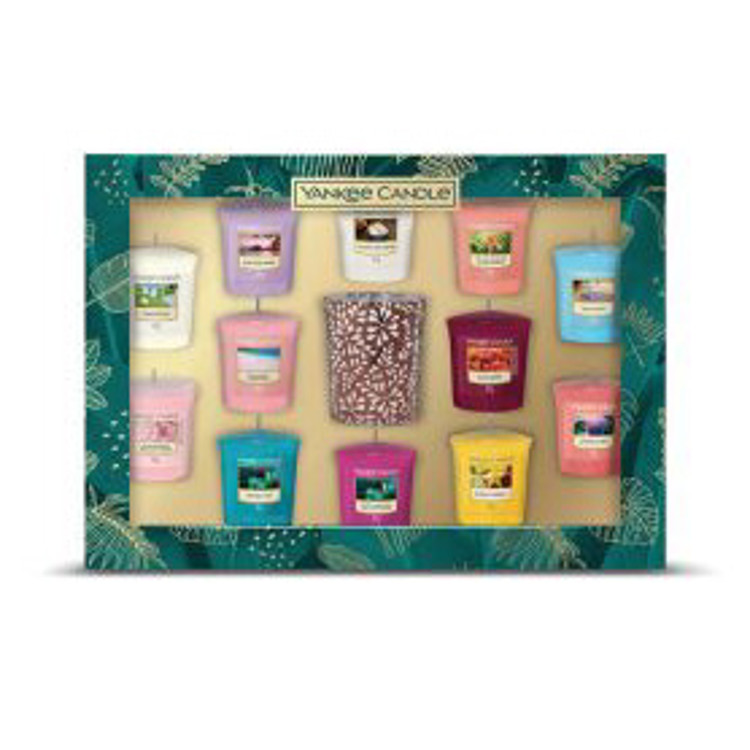 Image de The Last Paradise Giftset 12 Votives and 1 Holder