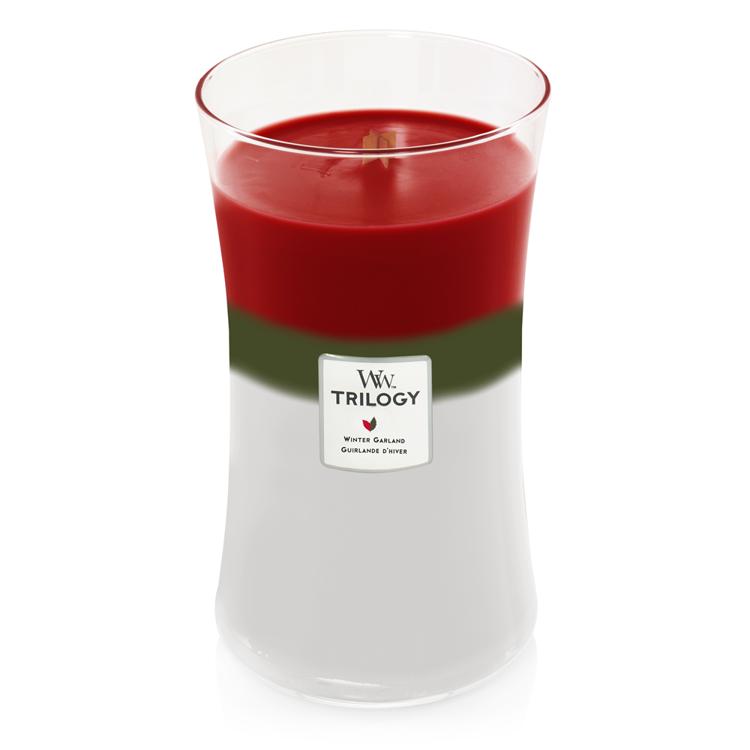 Image de Winter Garland Trilogy Large Jar