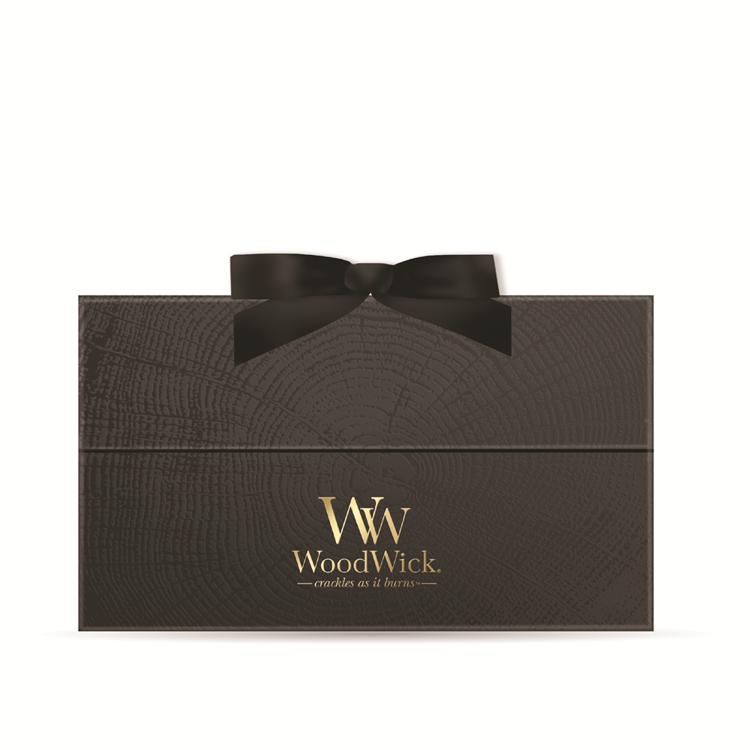Bild von Giftbox Woodwick  für Ellipse, med Jar, Mini Jar