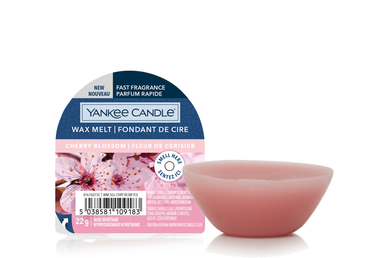 Image de Cherry Blossom Wax Melts