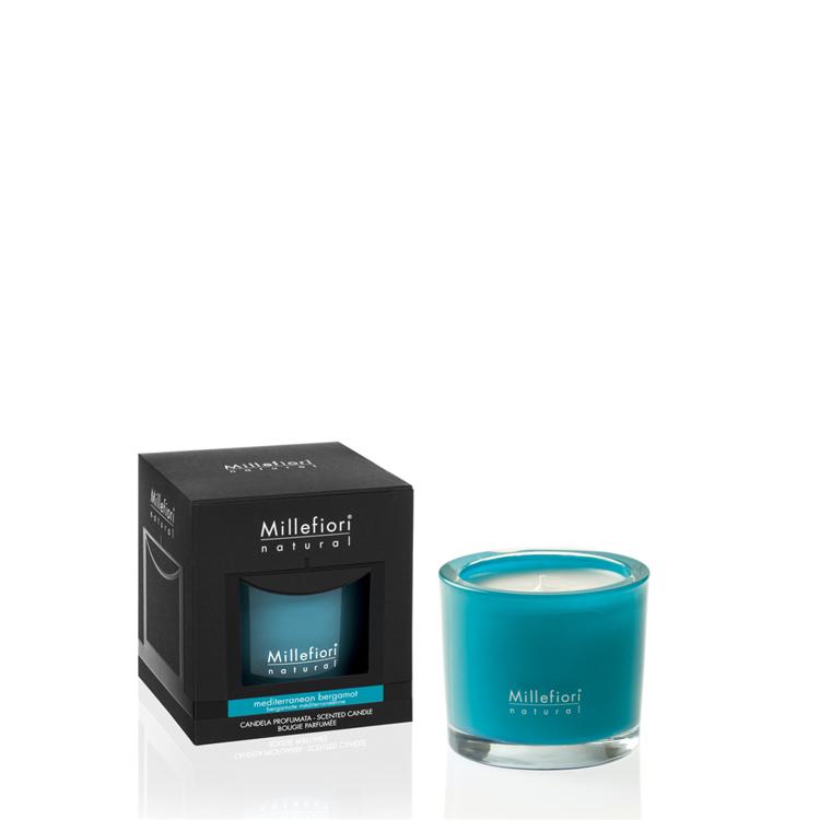 Image de Mediterranean Bergamot Natural Candle