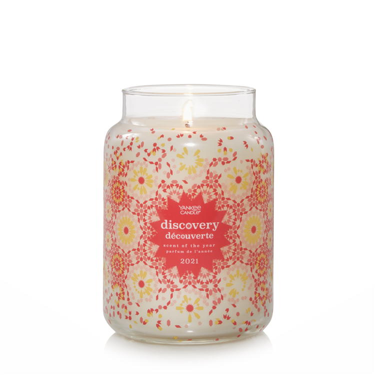 Image de Discovery Scent of the Year 21 large Jar