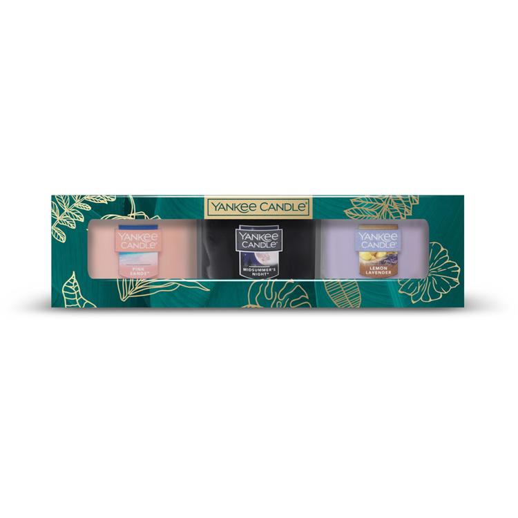 Image de The Last Paradise Giftset 3 Mini Candles