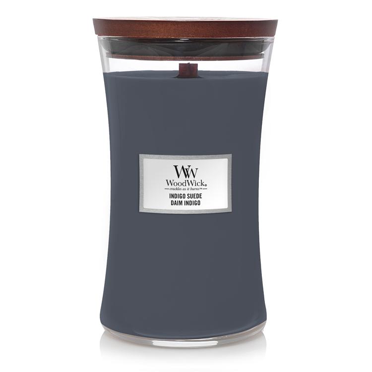 Immagine di Indigo Suede Large Jar