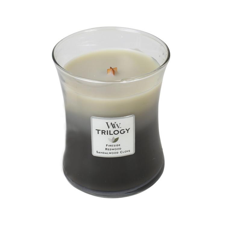 Bild von Warm Woods Trilogy Medium Jar