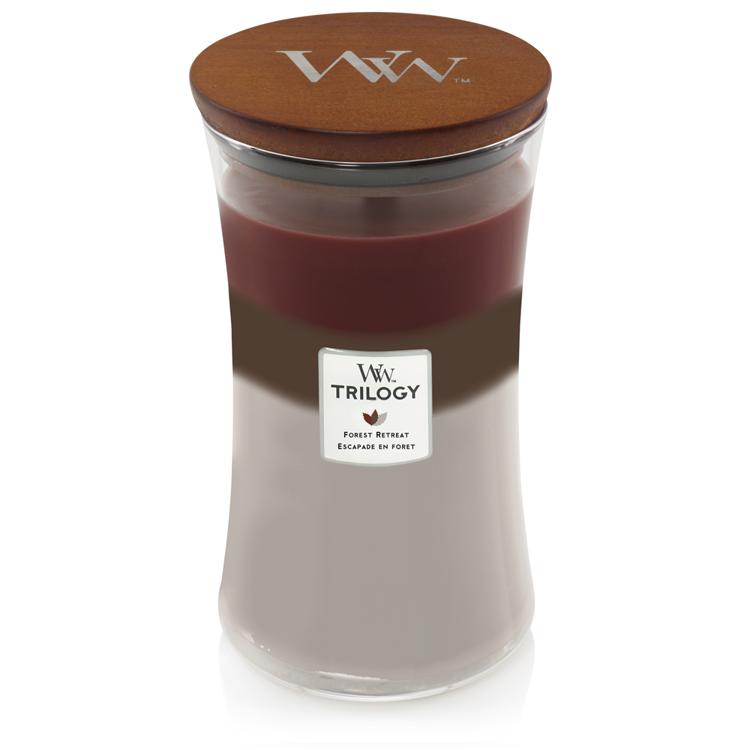 Image de Forest Retreat Trilogy Large Jar
