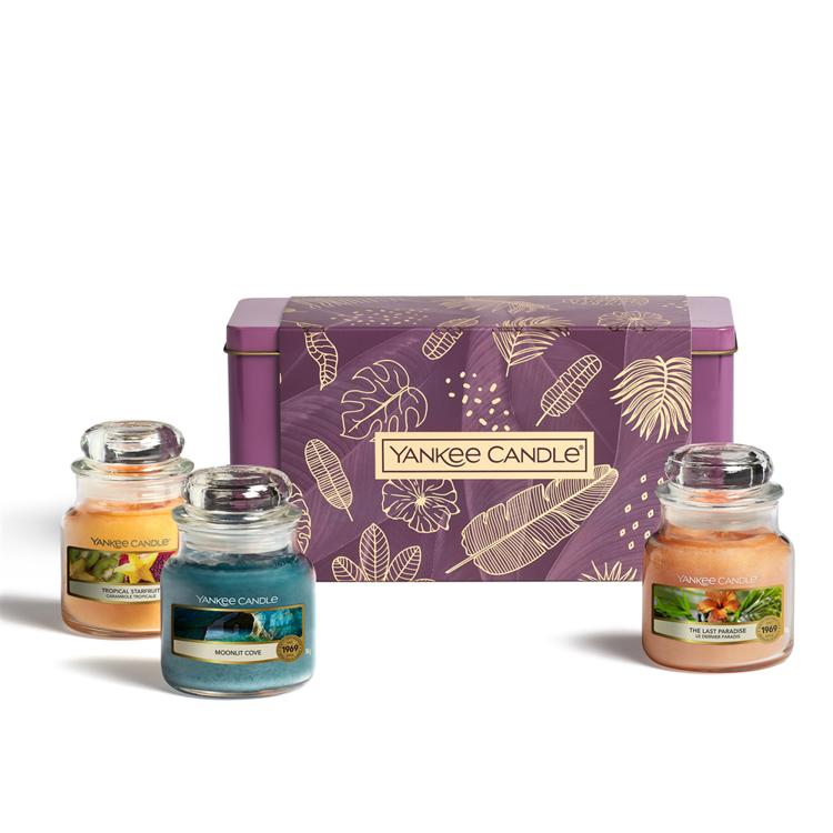 Immagine di The Last Paradise Giftset 3 small Jars